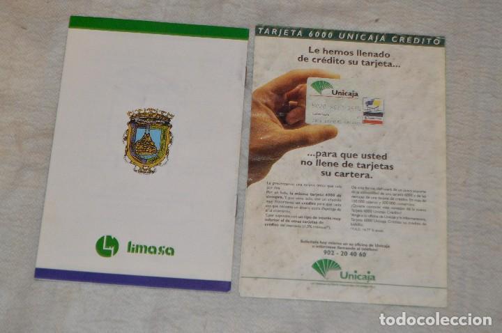 Coleccionismo: GRAN LOTE DE 24 PROGRAMAS DE SEMANA SANTA DE MÁLAGA - DE LOS AÑOS 80 Y 90 - ENVÍO 24H - Foto 16 - 129472351