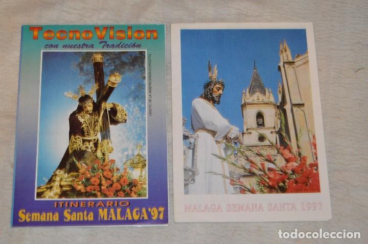 Coleccionismo: GRAN LOTE DE 24 PROGRAMAS DE SEMANA SANTA DE MÁLAGA - DE LOS AÑOS 80 Y 90 - ENVÍO 24H - Foto 17 - 129472351