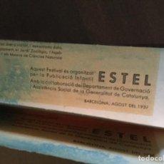 Coleccionismo: PLANCHA DE GRABADO, ANTERIOR AÑOS GUERRA CIVIL, RAREZA COLECCIONISMO.. Lote 130106223
