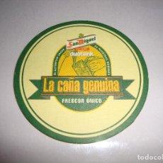 Coleccionismo: (TC-124) POSAVASOS CERVEZA SAN MIGUEL . Lote 130272538