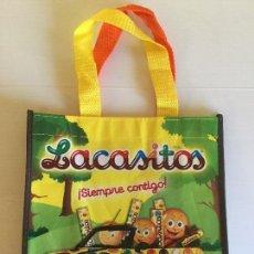 Coleccionismo: BOLSA DE CONGUITOS Y LACASITOS. Lote 131138656
