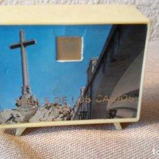 Coleccionismo: TELEVISOR VISOR VALLE DE LOS CAÍDOS. Lote 183760788