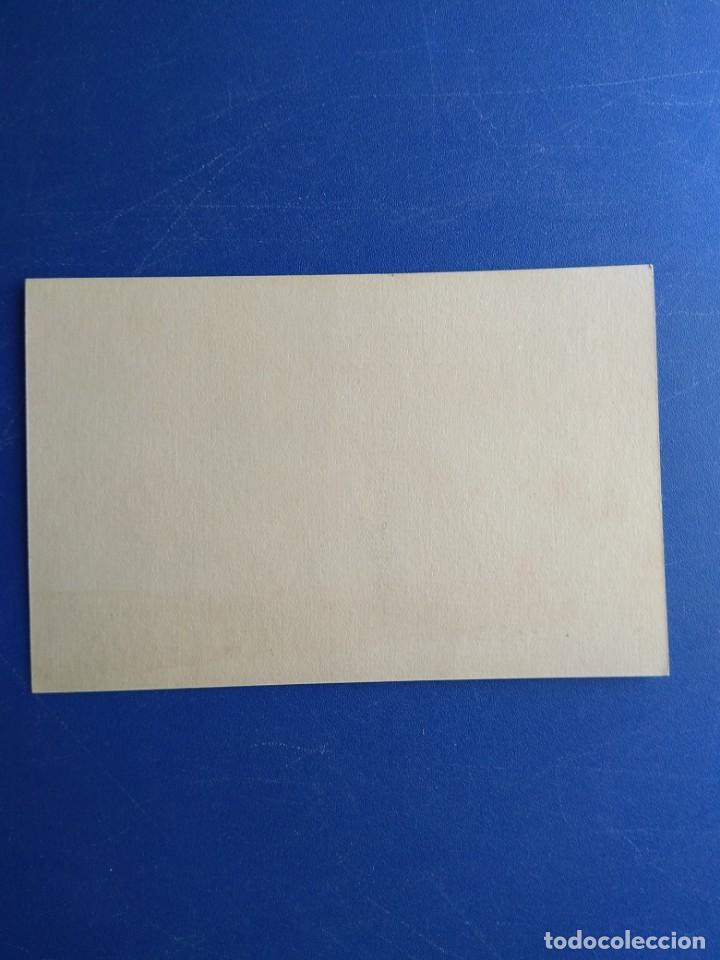 Coleccionismo: Tarjeta Comercial - Fábrica de Muebles Bailach y Rodrigo - Moncada - Valencia - Foto 2 - 131632698
