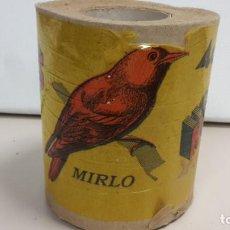 Coleccionismo: PAPEL HIGIÉNICO MIRLO. Lote 131685922