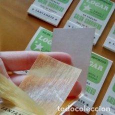 Coleccionismo: JABONETAS DE PAPEL AÑOS 70. Lote 132229186