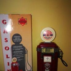 Coleccionismo: TELÉFONO SURTIDOR DE GASOLINA. NUEVO, SIN USO.. Lote 132250627