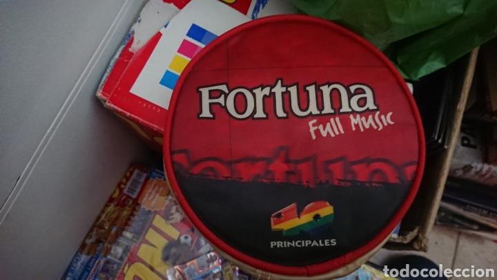 Estuche porta cd dvd etc publicidad tabaco fort buy other
