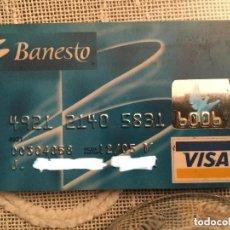 Coleccionismo: LOTE 18 TARJETAS BANCOS Y HOTELES. Lote 132588350