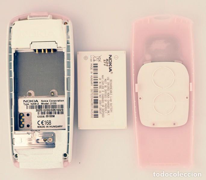 Coleccionismo: Teléfono móvil de colección Nokia 2100 - Foto 3 - 133155330