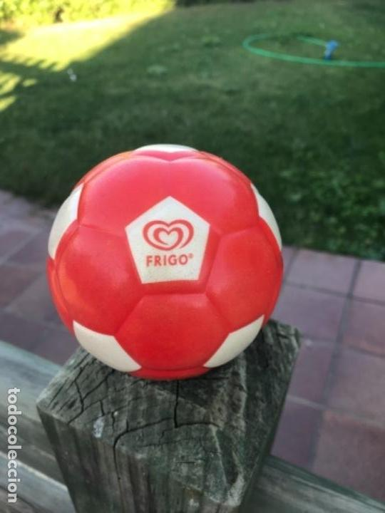 Coleccionismo: Frigo, pelota , publicidad - Foto 2 - 133797630