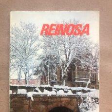 Coleccionismo: REINOSA, PROGRAMA DE FIESTAS DE SAN MATEO 1976.. Lote 133917393