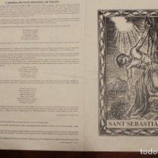 Coleccionismo: GOIGS. Lote 134106818