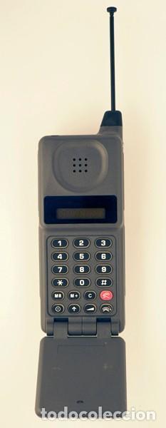 Coleccionismo: Motorola Executive Phone 2.Teléfono móvil retro, de colección. - Foto 2 - 134717050
