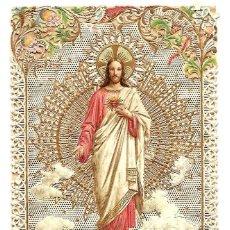 Coleccionismo: PROGRAMA SOLEMNES OBSEQUIOS PRECIOSÍSIMA SANGRE JESUCRISTO PARROQUIA SANTA MARÍA - ALCOY AÑO 1911. Lote 134860610