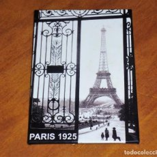 Coleccionismo: IMAN DE NEVERA : PARIS 1925. Lote 135344478