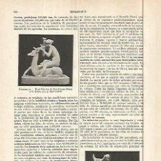 Coleccionismo: LAMINA ESPASA 29591: PORCELANAS DE DINAMARCA. Lote 135431581