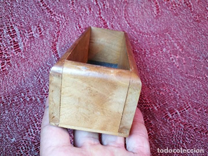Coleccionismo: Antiguo tamiz,criba,cedazo para picadura tabaco - Foto 14 - 136356198
