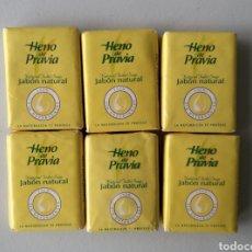 Coleccionismo: LOTE JABÓN HENO DE PRAVIA. Lote 136372029