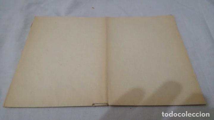 Coleccionismo: TEATRO GAYARRE-ZARAGOZA-OPERA EL TROVADOR-FRANCISCO MERLI-VERDI-PROGRAMA - Foto 2 - 136651742
