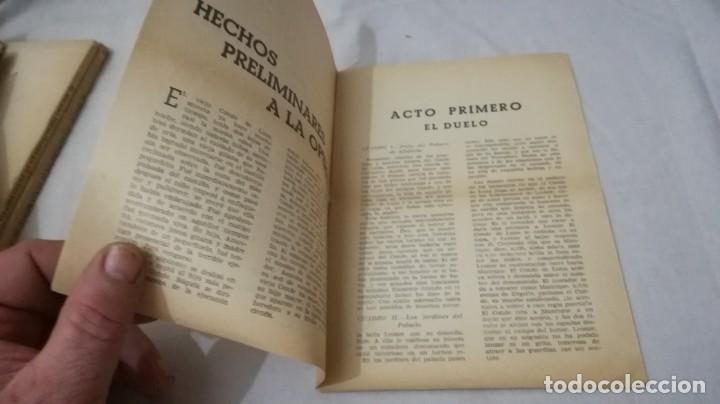 Coleccionismo: TEATRO GAYARRE-ZARAGOZA-OPERA EL TROVADOR-FRANCISCO MERLI-VERDI-PROGRAMA - Foto 3 - 136651742
