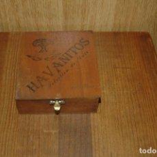 Coleccionismo: CAJA DE PUROS HABANITOS CAJA DE MADERA. Lote 136721374