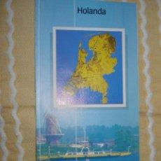 Coleccionismo: FOLLETO HOLANDA, EXPO 92 SEVILLA. Lote 136827530