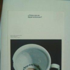 Coleccionismo: LAMINA DE ORINAL O ESCUPIDERA, REGALO LABORATORIOS C.H. BOEHRINGER, BARCELONA. LAXANTE...17 X 29 CM.. Lote 137470734
