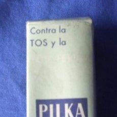 Coleccionismo: == H60 - PILKA - ZYMA - GOTAS CONTRA LA TOS Y LA TOSFERINA - SELLO ESPECIAL MOVIL 0,25 CTS. Lote 137841590