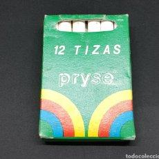 Coleccionismo: PAQUETE 12 TIZAS - PRYSA - CAR124. Lote 139010230