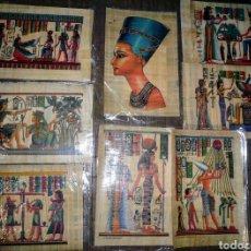 Coleccionismo: LOTE DE 80 PAPIROS. Lote 139013732