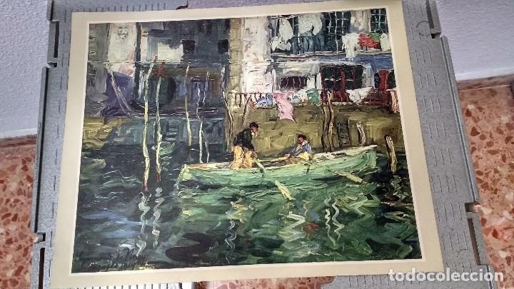 Coleccionismo: lote de 13 láminas de diversos cuadros - Foto 3 - 139384578