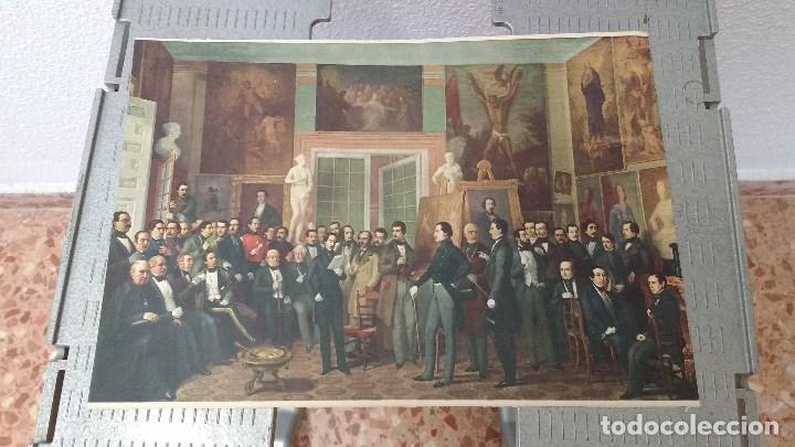 Coleccionismo: lote de 13 láminas de diversos cuadros - Foto 9 - 139384578