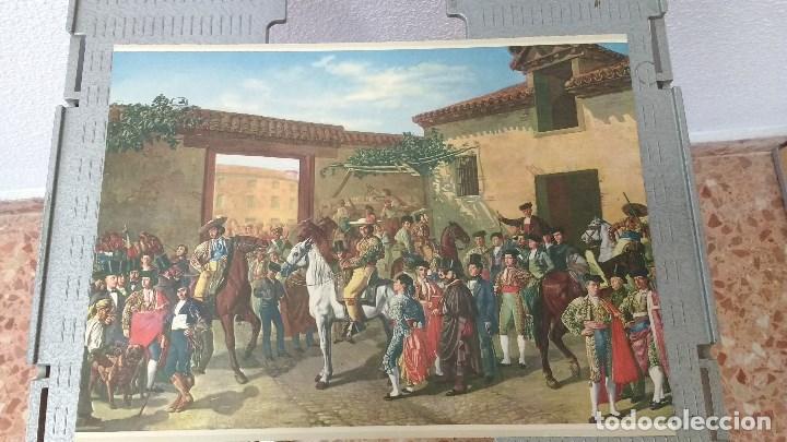 Coleccionismo: lote de 13 láminas de diversos cuadros - Foto 12 - 139384578
