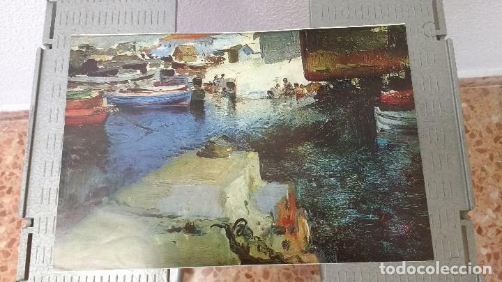 Coleccionismo: lote de 13 láminas de diversos cuadros - Foto 13 - 139384578