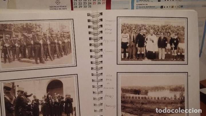 Coleccionismo: Libro EXTREMADURA- SEPIA - LIBRO DE POSTALES PEGADAS - HISTORICO - Foto 4 - 139446110
