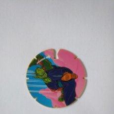 Coleccionismo: TAZO MATUTANO - DRAGON BALL Z - Nº12. Lote 139633794
