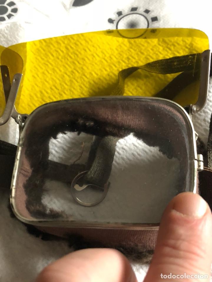 Coleccionismo: Magníficas gafas antiguas de motociclismo - Foto 3 - 140390566