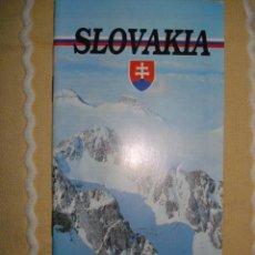 Coleccionismo: FOLLETO SLOVAKIA, EXPO 92 SEVILLA. Lote 140575502
