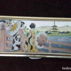 Coleccionismo: PITILLERA MUSICAL JAPONESA AÑOS 70. Lote 140772086