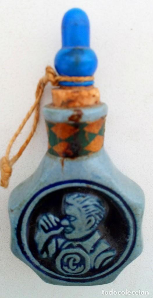 Coleccionismo: SNUFF BOTTLE. TABAQUERA DE RAPE DE CERÁMICA DE ALEMANIA. VINTAGE. PÖSCHL. SCHMALZLER LANDSHUT/BAY - Foto 7 - 140773478