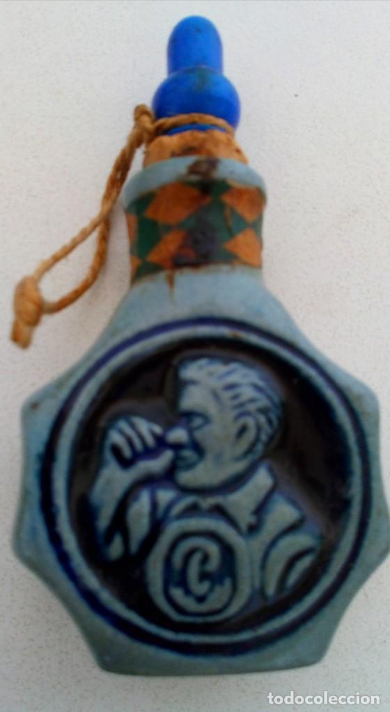 Coleccionismo: SNUFF BOTTLE. TABAQUERA DE RAPE DE CERÁMICA DE ALEMANIA. VINTAGE. PÖSCHL. SCHMALZLER LANDSHUT/BAY - Foto 8 - 140773478