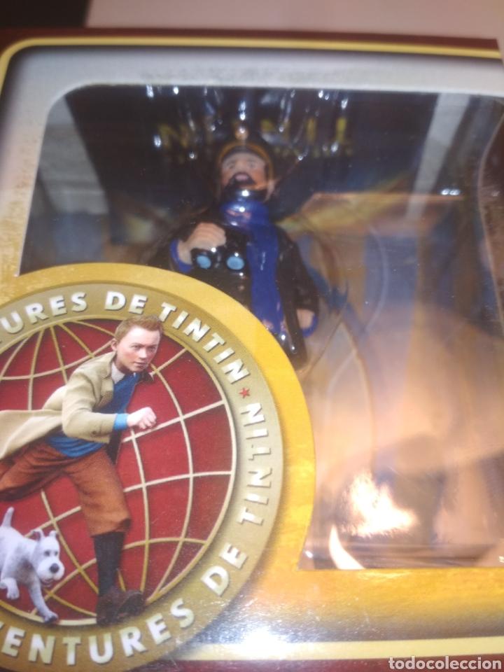 Coleccionismo: Tintín 6 figuras colección completa Carrefour - Foto 3 - 139714354