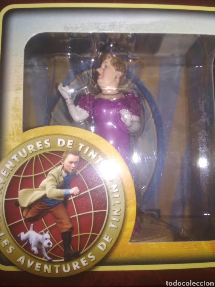 Coleccionismo: Tintín 6 figuras colección completa Carrefour - Foto 4 - 139714354