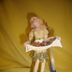 Coleccionismo: HADA RESINA, ALTURA 17 CM, NUEVA SIN USAR.. Lote 140839146
