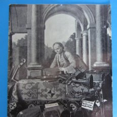 Coleccionismo: PRO MÚSICA. XII TEMPORADA MUSICAL. ARTUR RUBINSTEIN, ANTONI ROS MARBRÀ. BARCELONA, 1970.. Lote 141214770