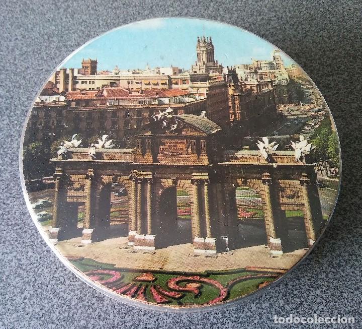 POSAVASOS MADRID (Coleccionismo - Varios)