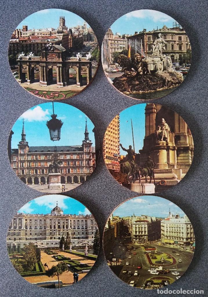 Coleccionismo: Posavasos Madrid - Foto 2 - 141262626