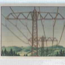 Coleccionismo: CROMO NESTLE NUMERADO 252: TENDIDO ELECTRIC O. Lote 141469197