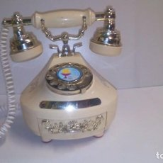 Coleccionismo: TELÉFONO JOYERO MUSICAL. Lote 141574618