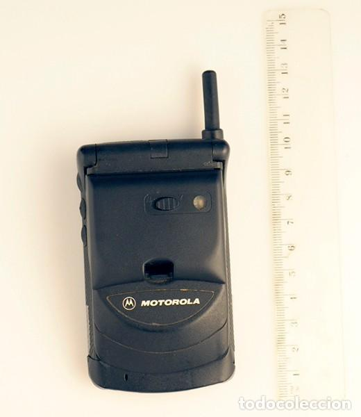 Coleccionismo: Motorola MG1. Teléfono móvil retro. - Foto 2 - 141734406
